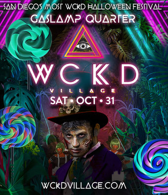 WCKD Village 2020: Halloween Music Festival