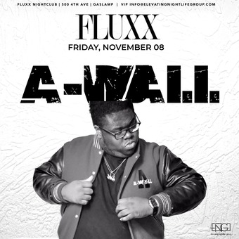 Fridays at FLUXX w/ Awall