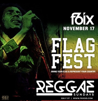 F6ix Presents: Reggae Sundays
