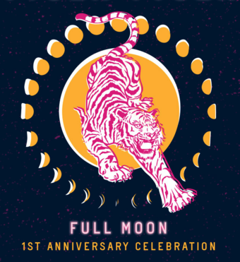 Tyger Full Moon Party
