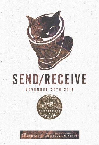SEND/RECEIVE