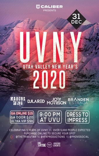 UVNY 2020