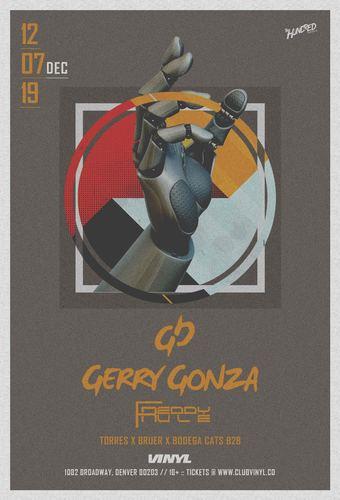 Gerry Gonza + Freddy Rule