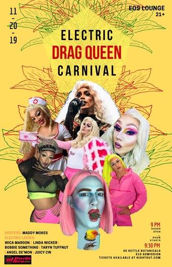 Electric Drag Queen Carnival: Danksgiving