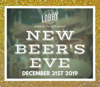 New Beer's Eve 2019