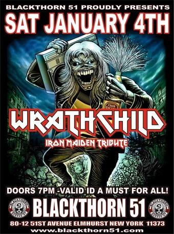 Wrathchild (Iron Maiden Tribute)