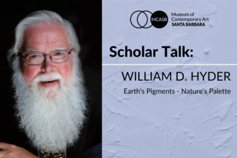 Scholar Talk | William D. Hyder: Earth's Pigments - Nature's Palette