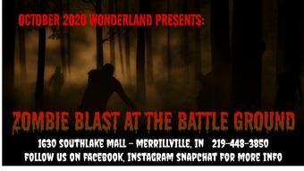 Wonderland Entertainment Presents:  The Battle Ground Indoor Air Soft Arena