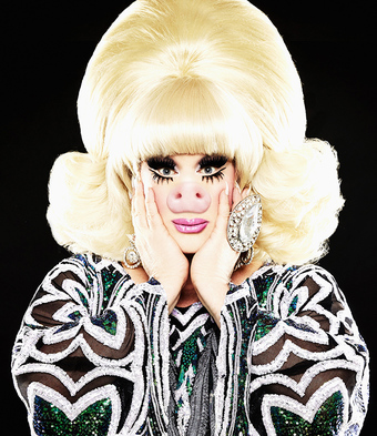 Lady Bunny: Pig In A Wig