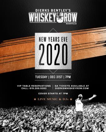 New Year's Eve 2020 Celebration