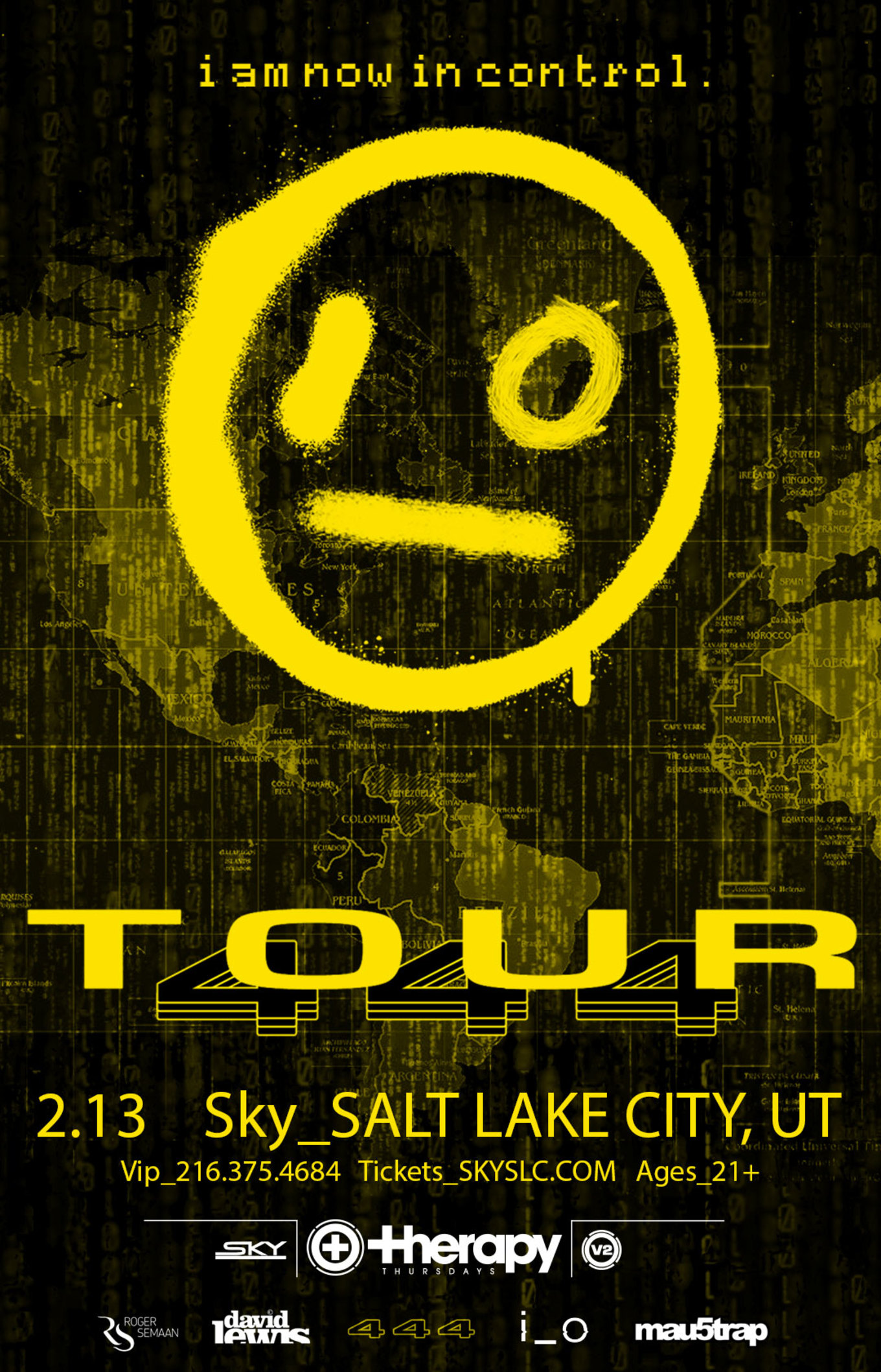 therapy thursdays i o 21 tickets sky slc salt lake city ut february 13 2020 tickets sky slc salt lake city ut