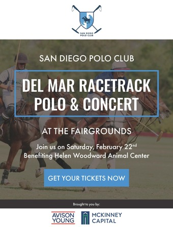 San Diego Polo International Cup & Apres Polo Concert Party