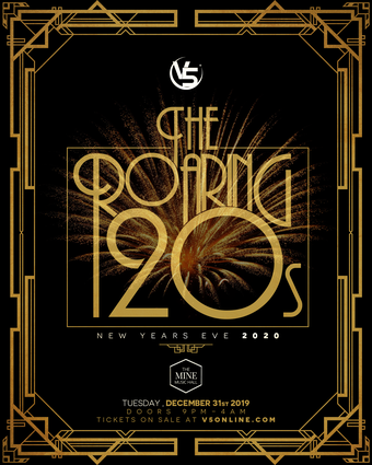 The Roaring 20's NYE at The Mine