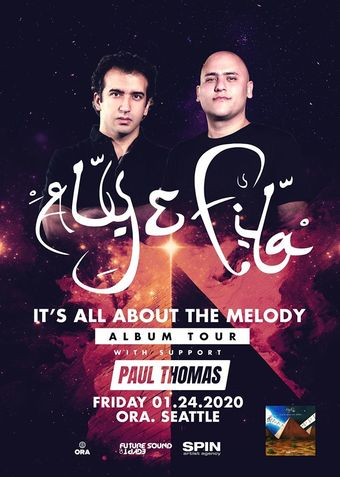 "Aly & Fila ""Its All about the Melody Tour"" at Ora"