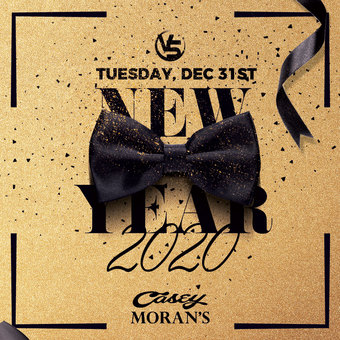 NYE at Casey Morans in Wrigley
