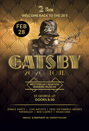 St. George Gatsby 2020