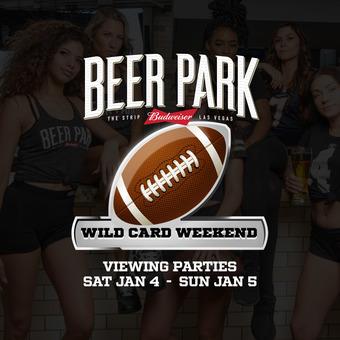 Beer Park Wild Card Weekend