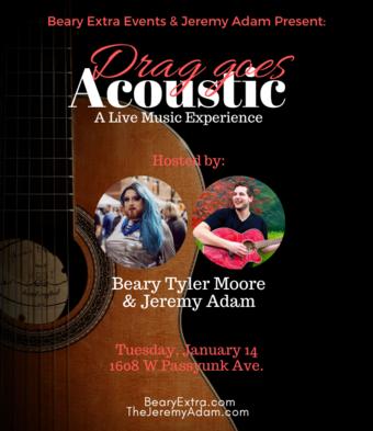 Drag Goes Acoustic