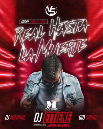 Reggaeton Party w/ ANUEL's Official DJ