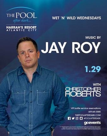 Wet 'N' Wild Wednesdays featuring DJ Jay Roy
