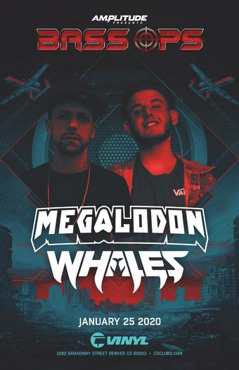 BASS OPS: Megalodon x Whales