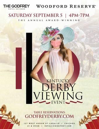 I|O Godfrey Kentucky Derby Viewing Event 2020