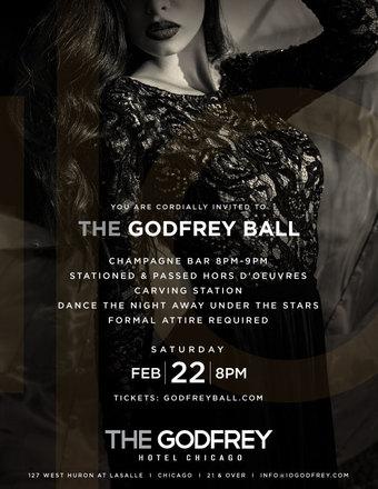 The Godfrey Ball 2020