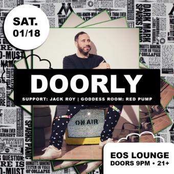 Doorly (Dirtybird) at EOS Lounge - 1.18.20