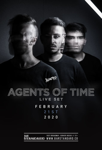 Agents of Time - CANCELLED