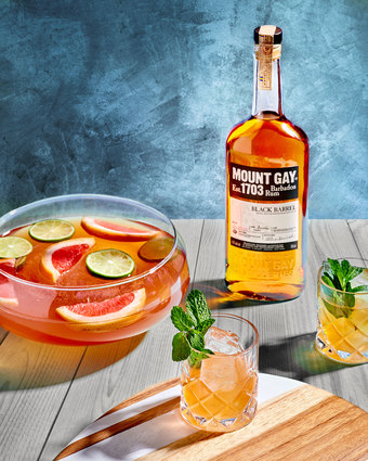 Coastal Social Series with Mount Gay Rum