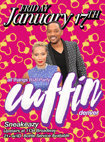 Cuffin' All Thangs R&B Party January