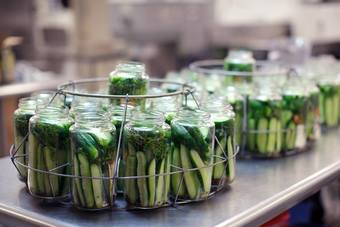 Pickling Green Beans with The Real Dill