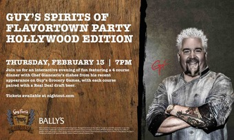 The Spirits of FlavorTown - Hollywood Edition