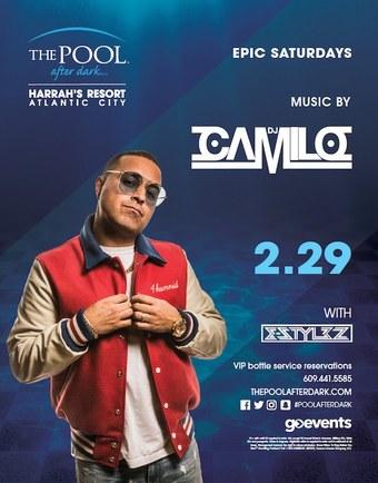Epic Saturdays featuring DJ Camilo