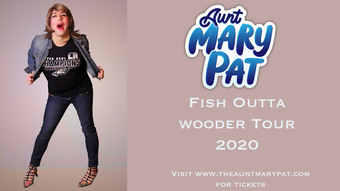 Aunt Mary Pat's Fish Outta Wooder Tour at River's Casino NY