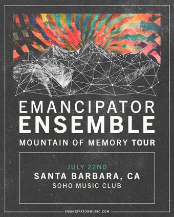 Emancipator @ Soho (Santa Barbara, CA)