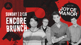Joyce Manor Encore Brunch at Ratio Beerworks
