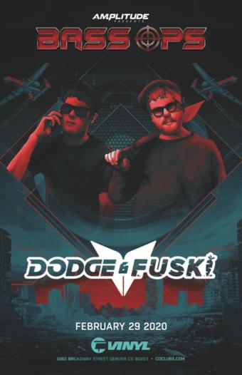 BASS OPS: Dodge & Fuski