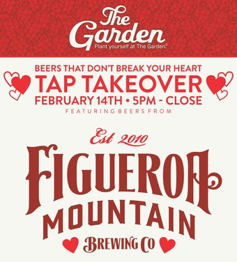 Valentine's Day at The Garden with Fig Mountain