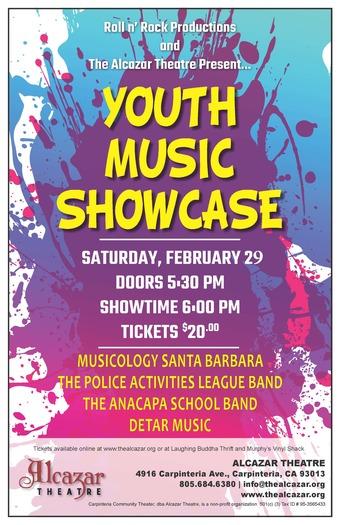 Youth Music Showcase