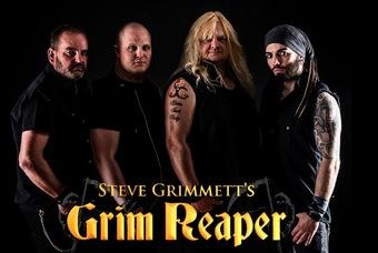 (Steve Grimmett's) GRIM REAPER