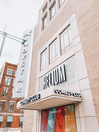 Helium Indianapolis, APRIL 24-25