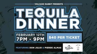Tequila Dinner