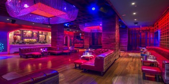 Discounted Birthday/Bottle Service Packages for Tables at Hudson Terrace