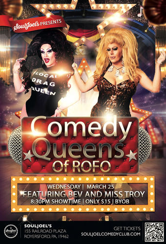 Comedy Queens of ROFO