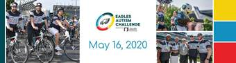 Eagles Autism Challenge 5K Comedy Fundraiser