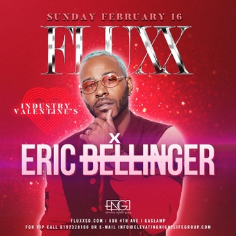 FLUXX Nightclub Presents Eric Bellinger: An Industry Valentines Event