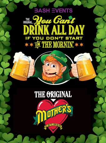 St. Patrick's Day Morning Party #YCDAD at The Original Mothers