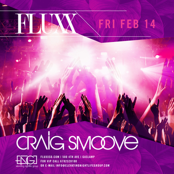 FLUXX Friday Night w/ Craig Smoove