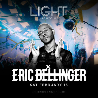 Eric Bellinger at LIGHT Vegas